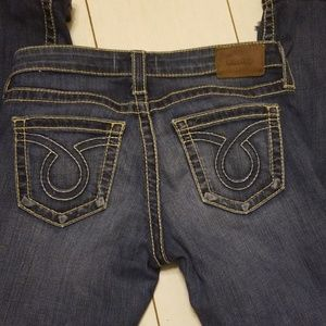 Big Star boot cut women's jeans size 28×30